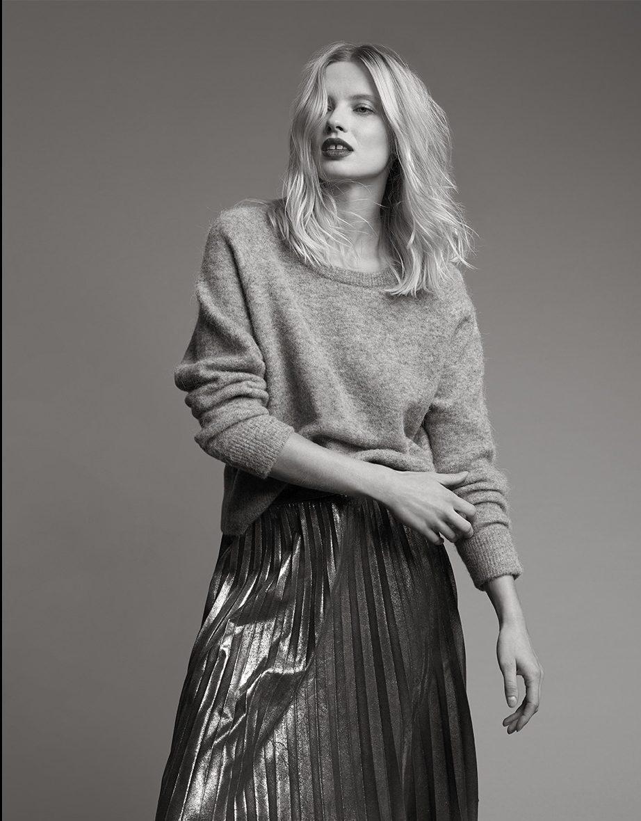 Anna Komonen - Stockmann Magazine